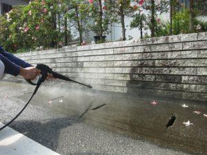 高圧洗浄機専用外壁洗浄剤